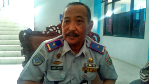 Hafi Lutfi Kadishub Kabupaten Malang. (sur)