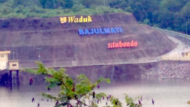 Waduk Bajulmati Situbondo jadi Lokasi Wisata Mancing dan Selfie