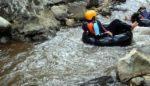 River Tubing Watu Lawang Diburu Banyak Wisatawan